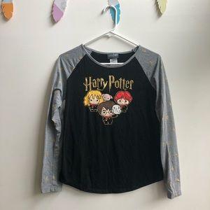 Harry Potter long sleeve girls 14/16 VGUC